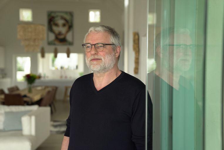 Filip Peeters in 'Die huis'. Beeld VRT
