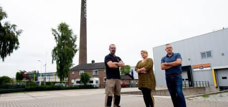 Deventer erfgoedclub naar rechter om met sloop bedreigde schoorsteen te redden