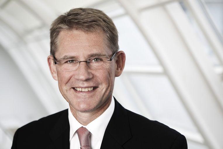 Lars Sorenson. Beeld Novo Nordisk