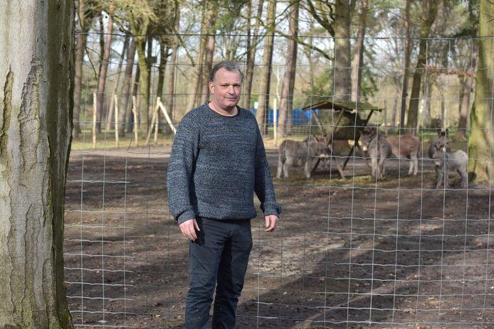 Richard Loomans van Zoo Veldhoven hoopt vooral in maart weer open te kunnen, bij wel of geen overheidssteun.
