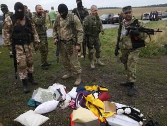 Rebellen ontkennen weghalen 38 lichamen crashplek