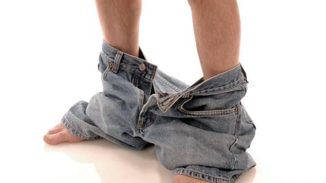 Zestiger pocht met lengte van geslachtsdeel in snoepwinkel en laat broek uiteindelijk ook zakken