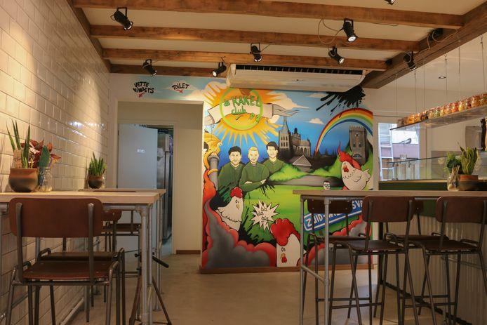 Restaurant De Kakel Club.