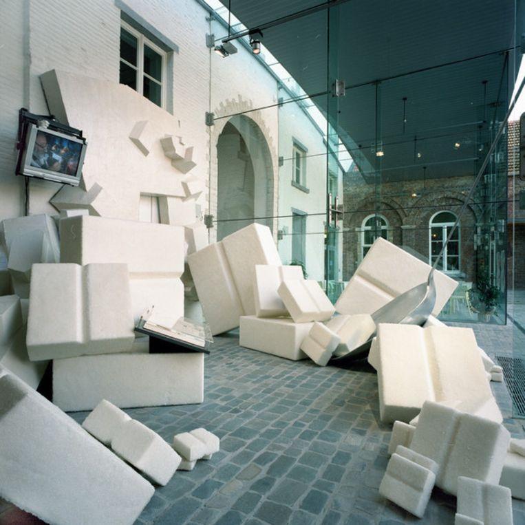 Suikermuseum Beeld Kos