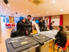 Het Attleeplantsoen in Kanaleneiland kiest zonder beïnvloeding van de aanslag