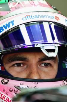 Perez langer bij Force India