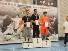 Vijf medailles voor Shaolin Kung Fu Apeldoorn