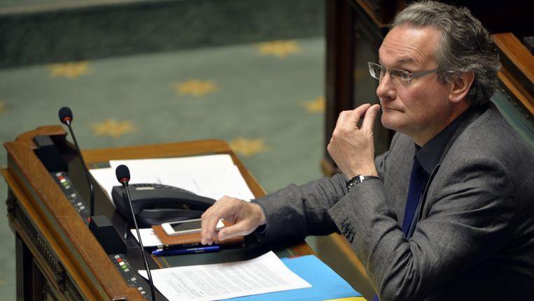 Minister Jean-Pascal Labille. Beeld BELGA