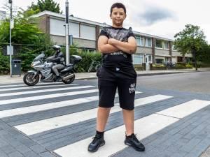 Oplichtend zebrapad moet oversteken veiliger maken, met dank aan Mohamed-Amine (12)