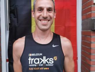 """Ultraloper Dimitri loopt twee marathons per dag, 17 dagen lang: """"Voor Kom Op Tegen Kanker en mijn overleden vader"""""""