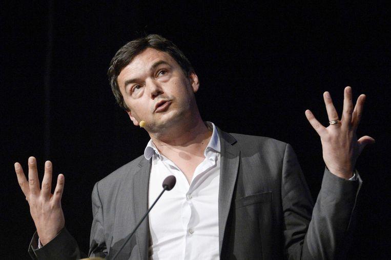 Thomas Piketty. Beeld ap
