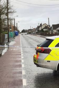 Drama in huis Dublin: drie kinderen dood gevonden, moeder rent verward straat op