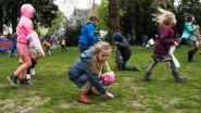 Kinderen rapen 400 kg paaseieren