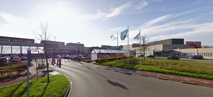 Het Antonius Ziekenhuis in Sneek (Friesland).