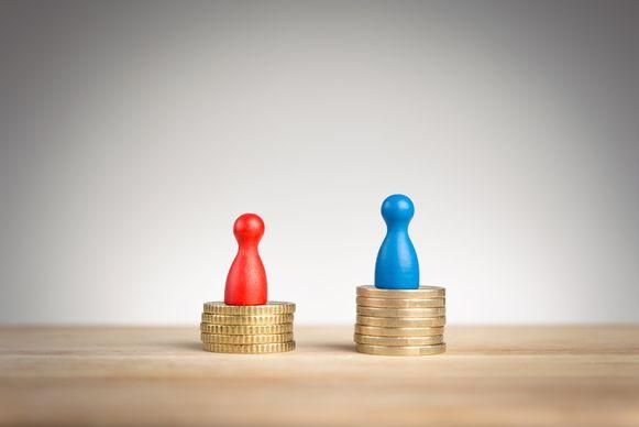 Een groot deel van de loonkloof is terug te brengen tot de ongelijke verdeling van onbetaalde arbeid, meent Zij-kant.