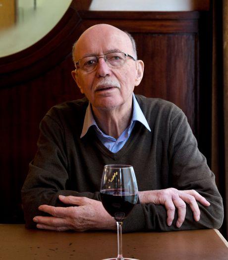 Socioloog en kermisprofessor Gerrit Jansen (1929-2021) kwam elk jaar nog op de kermis in Terborg