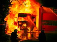 De vrachtwagen van Jos werd twee keer bewust in brand gestoken, met hem erin: 'Het ging om kledingtransporten uit Italië'