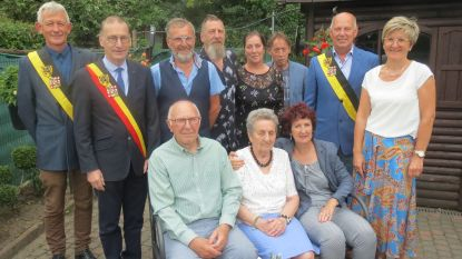 Fernand en Martha uit Bassevelde vieren briljanten jubileum: 65 jaar getrouwd