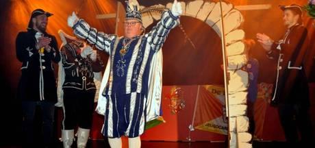 Prins Marcel heerser tijdens de Regionale pronkzitting in Mill