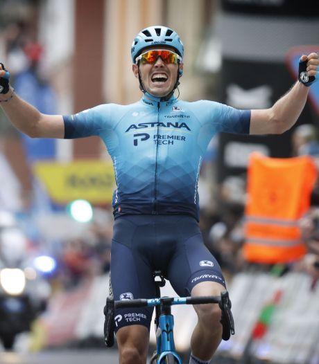 Roglic pareert aanval op leiderstrui in Ronde van het Baskenland