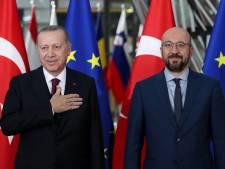 """""""Le jeu du chat et de la souris doit cesser"""", lance Charles Michel à Erdogan"""