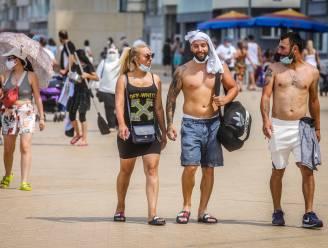 """Oostende gaat strandkledij in centrum niet verbieden: """"Te veel ruimte voor discussie. Wanneer is bloot te bloot?"""""""