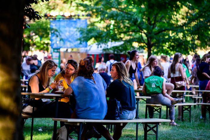 Le festival Couleur Café, édition 2019.