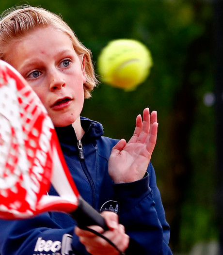 Juni is tennismaand in Breda
