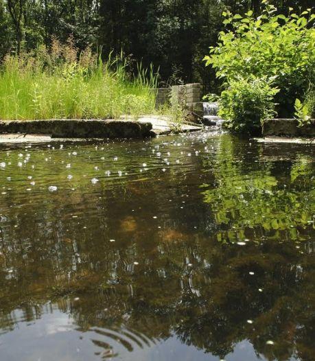 Oud-laborant vertelt over waterwerken in Waterloopbos in Marknesse