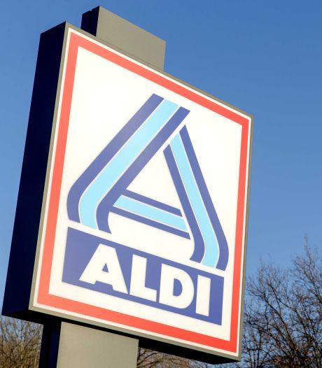 Vijf filialen van supermarktketen Aldi in deze regio volgende week een dag dicht