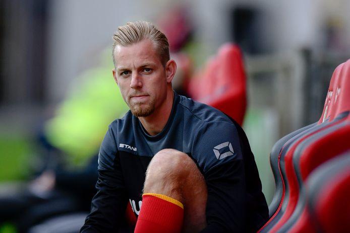 Kevin van Kippersluis, oud-speler van Go Ahead Eagles
