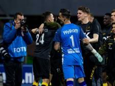 Penaltyheld Olij: 'Laten zien aan de supporters en aan de stad dat wij maar één ding willen: promoveren'