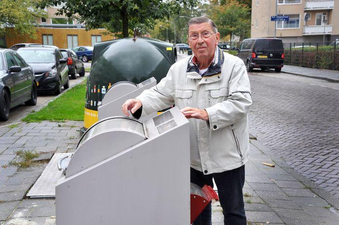 Dick van Wijngaarden ziet liever open containers