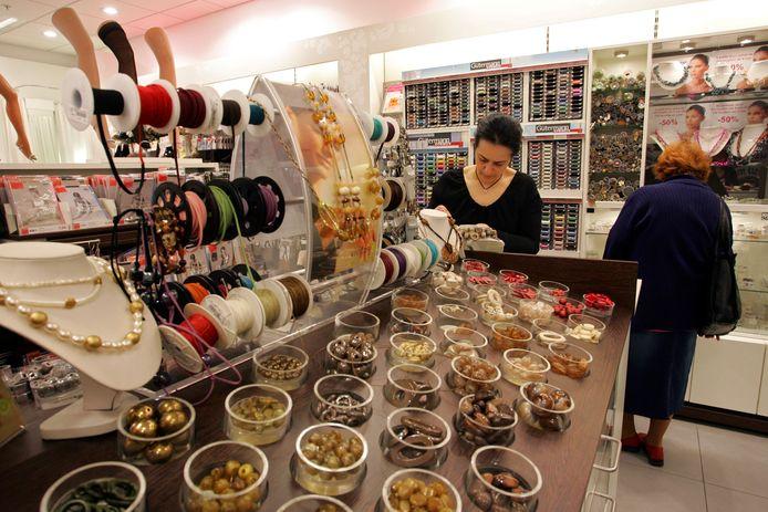 Veritas telt 121 Belgische winkels.
