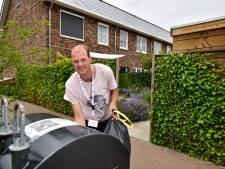 Rick krijgt na drie jaar strijd wéér gelijk: gemeente mocht container niet zomaar voor zijn huis plaatsen