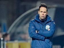 Erik van der Ven na dit seizoen weg als hoofdtrainer bij FC Den Bosch