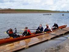 Nijmegen heeft met  Traianus Regatta weer een roeiwedstrijd