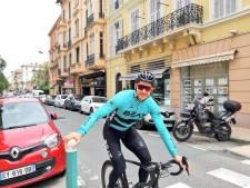 Bos woont al jaren in Monaco, maar een F1-wagen zag hij nog nooit