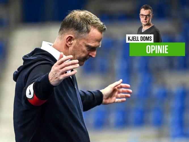 """""""Kiezen is verliezen"""": onze watcher Kjell Doms ziet Racing Genk in moeilijke spreidstand omtrent lot van Van den Brom"""