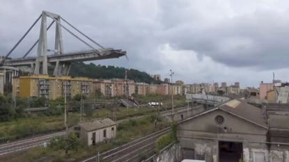 VIDEO. De ramp in Genua samengevat in 100 seconden