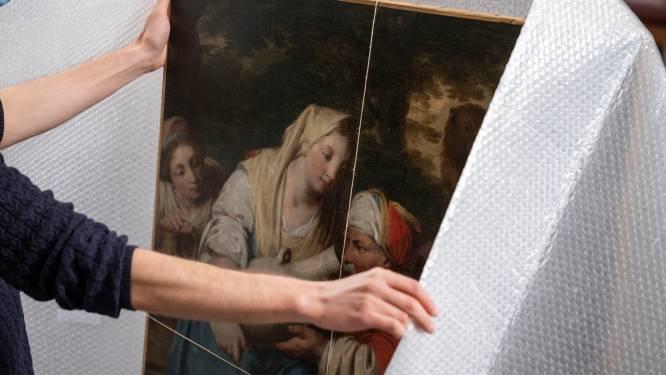 """Mysterie rond kunstroof uit 1996 eindelijk opgehelderd: """"Eén van de twee gestolen schilderijen is weer thuis in Abdij van Park"""""""