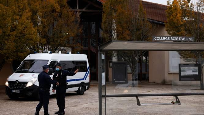 Dader onthoofding nabij Parijs is 18-jarige Tsjetsjeen, inwoner filmde dodelijke confrontatie met politie