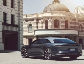Tesla-rivaal Lucid Motors gaat naar beurs