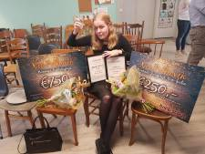 Noa wint prijzen met boek over depressies en anorexia