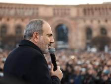 Staatsgreep dreigt in Armenië, premier niet bereid om op te stappen