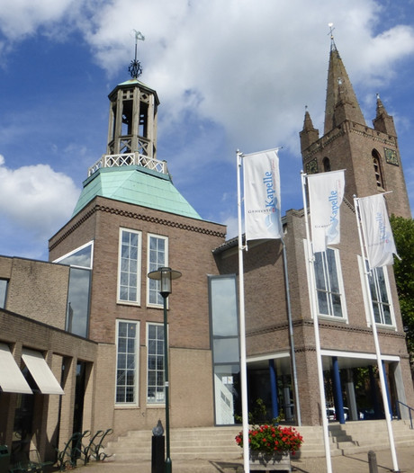 Gemeente Kapelle schrijft eigen canon