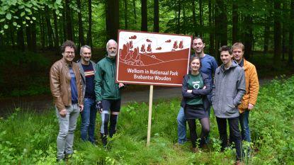 Groen opent symbolisch 'Nationaal Park Brabantse Wouden'