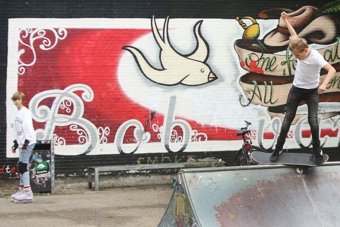 Michiel van der Zanden: 'Er komen DJ's, live graffiti, skate demo, workshops een minimarket en een Open Skateboard Wedstrijd'