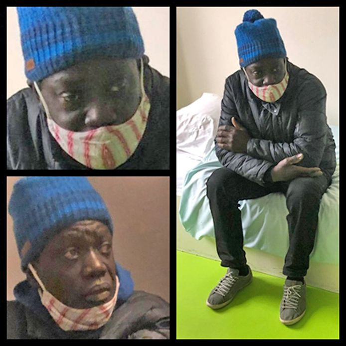 Gora Sene is vermist sinds vrijdag