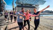 Urban Trail stuurt 10.000 deelnemers door Havenhuis
